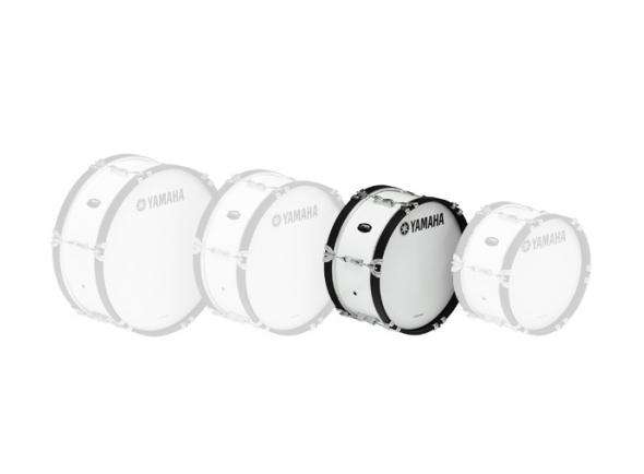 Bombas de marcha Yamaha Bombo de Marcha  MB2016 16'x07' Branco