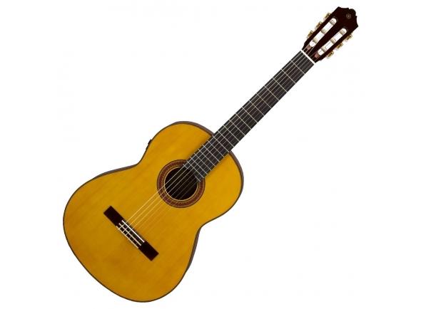 Guitarras clásicas electrificadas Yamaha CG-TA NT Transacoustic
