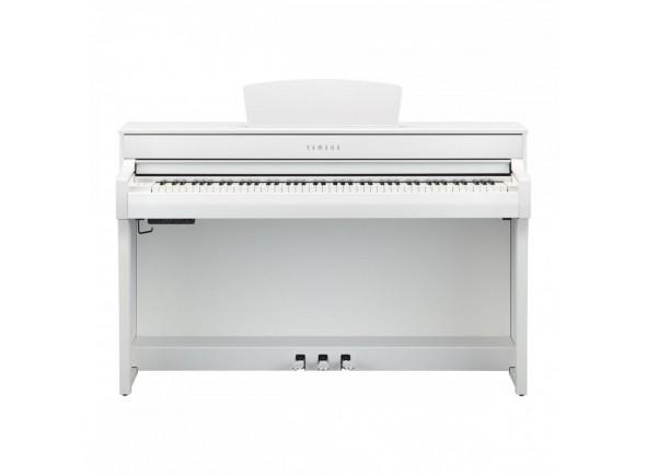 Pianos digitales para muebles Yamaha CLP-735 WH