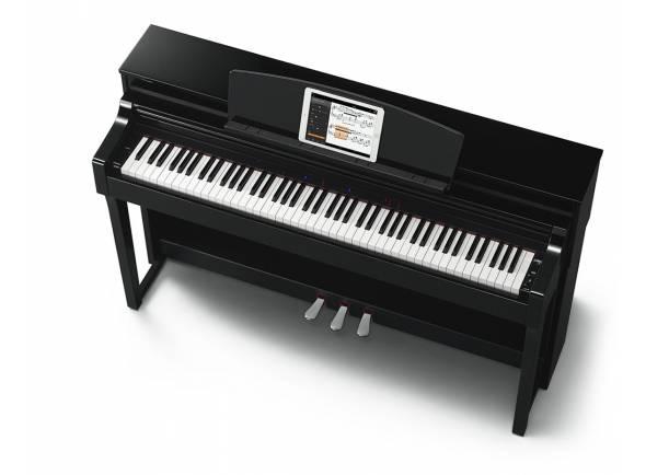 Pianos digitales para muebles Yamaha CSP-170 B
