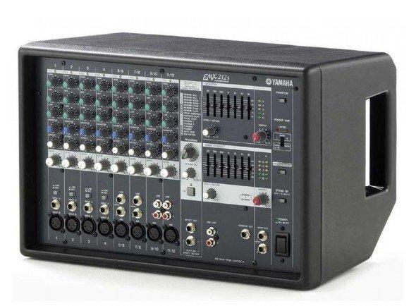 Ver mais informações do  Yamaha EMX-212S