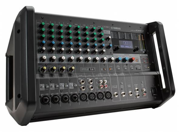 Ver mais informações do  Yamaha EMX 5