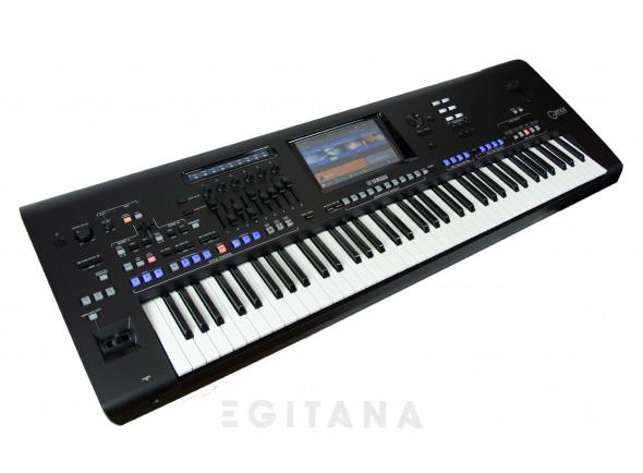 Arregladores Teclados Yamaha Genos
