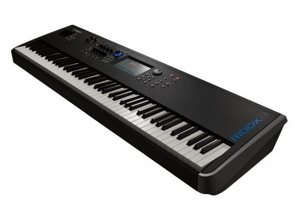 Sintetizadores y Muestras Yamaha MODX8
