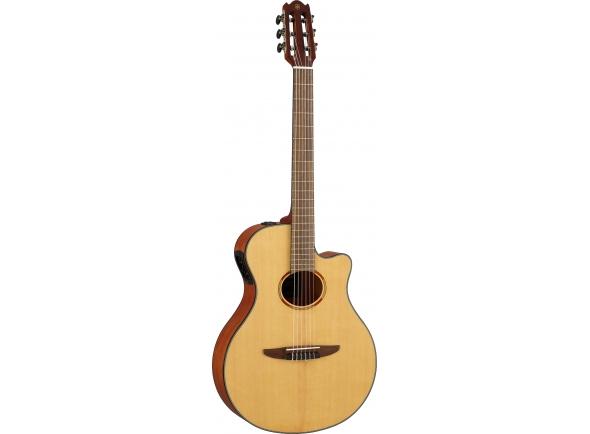 Guitarras clásicas electrificadas Yamaha NTX1 NT