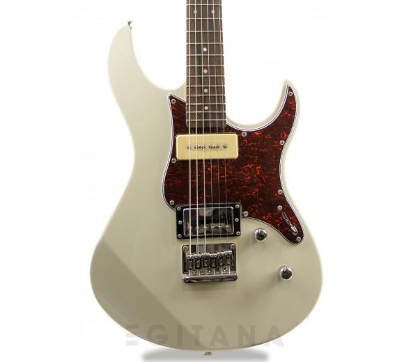 Guitarras de formato ST Yamaha Pacifica 311H Vintage White