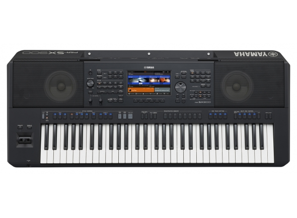 Arregladores Teclados Yamaha PSR-SX900