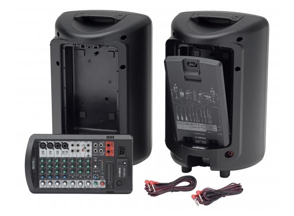 Conjuntos completos de PA Yamaha STAGEPAS 600BT