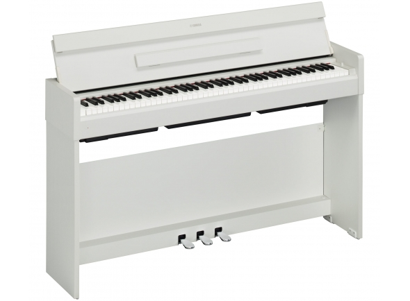 Pianos digitales para muebles Yamaha YDP-S34 WH