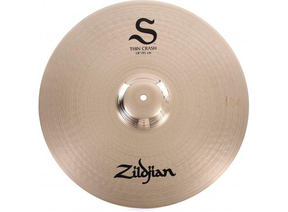 Platos de choque Zildjian 18