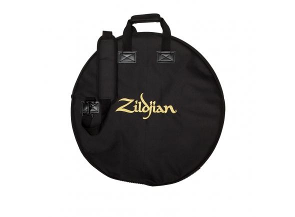 Bolsas de platillos Zildjian Saco Pratos 22 Deluxe Nylon ZCB22D