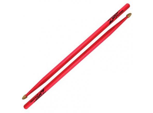 5A Drumstick Zildjian Z5AACDGP 5A Neon Pink Drumsticks