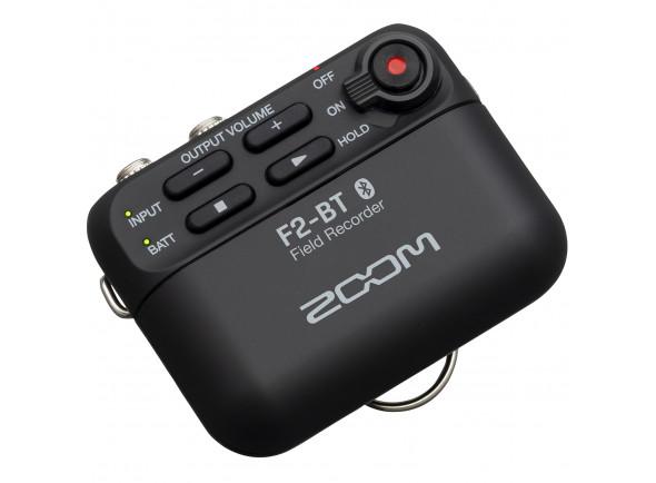 Grabadores Portátiles Zoom  F2-BT
