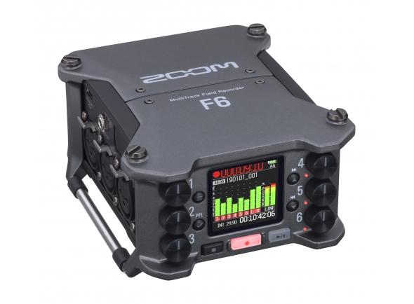 Grabadoras digitales Zoom F6