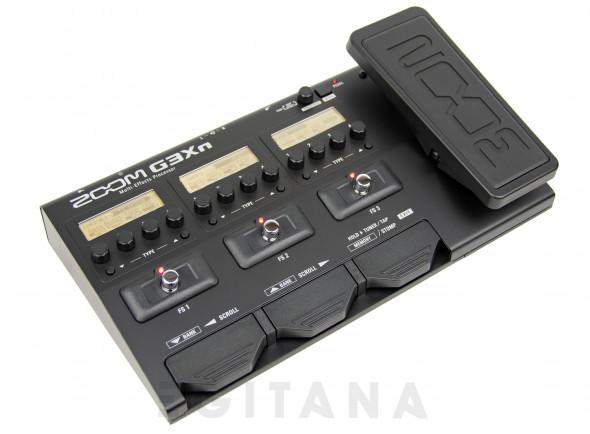 Pedales de guitarra electrica Zoom G3Xn