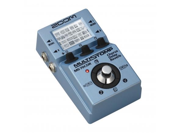 Pedales de guitarra electrica Zoom Multi Stomp MS-70 CDR